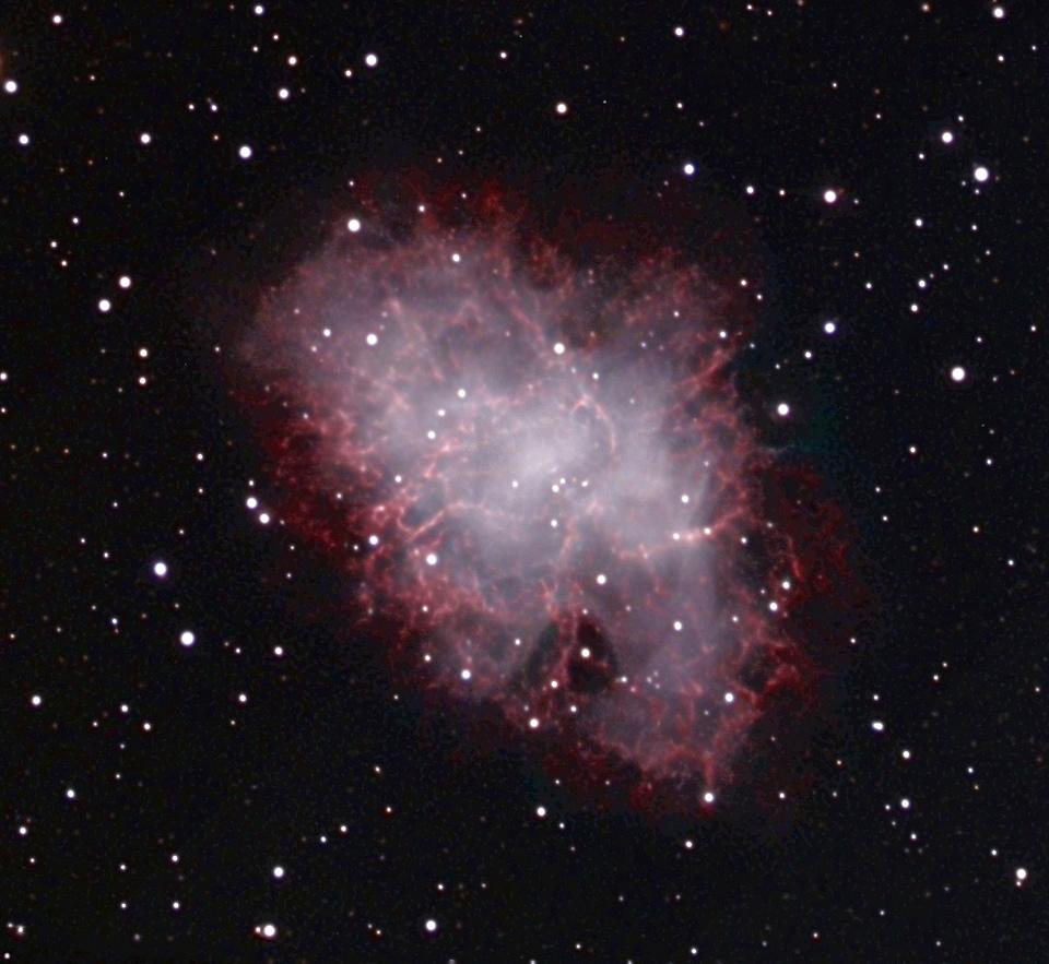 crab nebula m1-#27