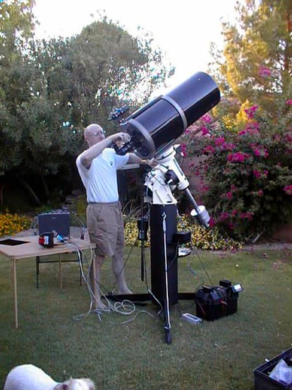 home page amateur ccd astronomy